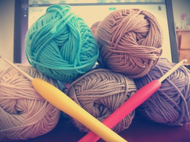 New Crochet Supplies - My Happily Ever Crafted