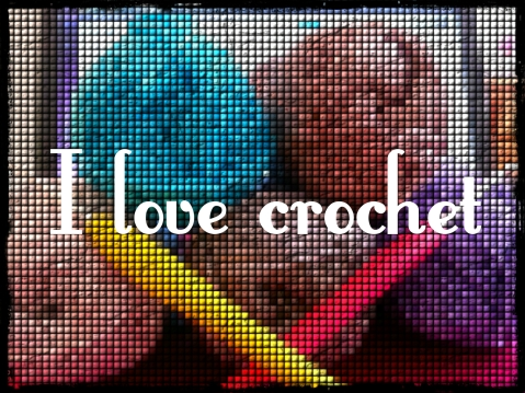 I Love Crochet - My Happily Ever Crafted