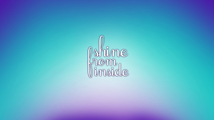 Shine from inside - Wallpaper - My Happily Ever After